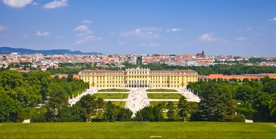 Schonnbrunn Palace Getty Images 115811446