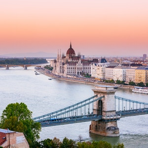 Danube Getty Images 844394778